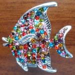 Fish stretch ring $9.00