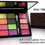 Glitzy Shopper Makeup Palettes